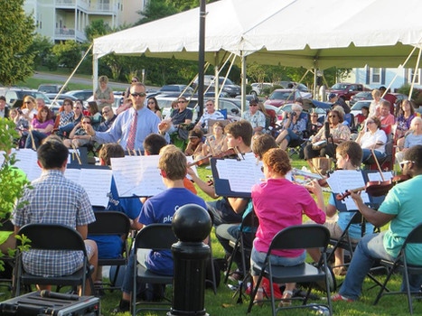 SMYOC Concert at the Wharf