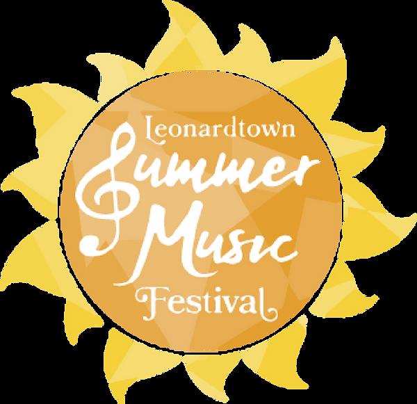 Leonardtown summer festival Vector PNG.p