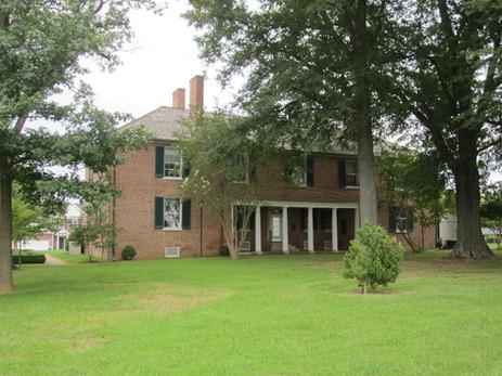 Tudor Hall Mansion