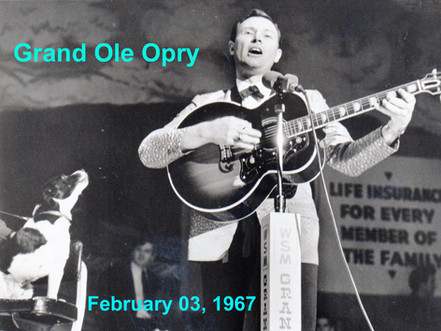 GRAND OLE OPRY with Tripod and Jerry K Green
