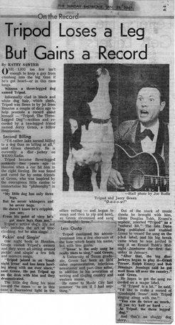 Nashville TN Mag on 1-29-67