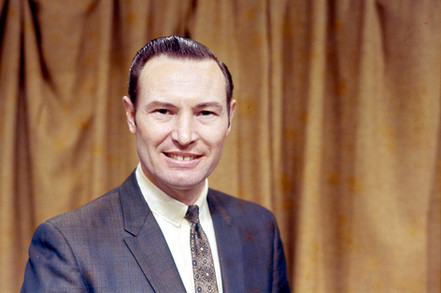 Jerry K. Green at WSM-TV in 1969