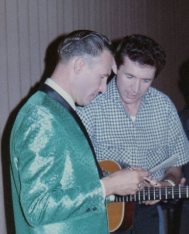1966 in Austin: Jerry K Green and Sonny James