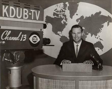 Jerry K. Green at KDUB-KLBK-TV in Texas