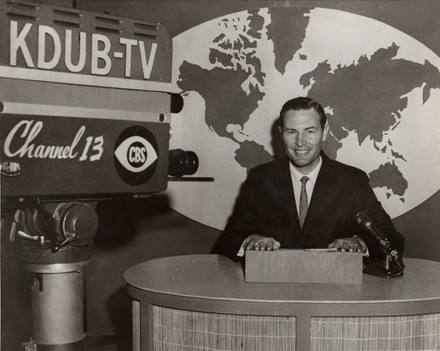 Jerry K. Green at KDUB-KLBK-TV in Texas