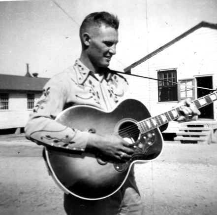 Jerry K Green, 1953 ARMY Photo