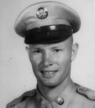 1953 - Jerry K. Green's Army Photo