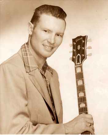 Jerry K Green in 1956
