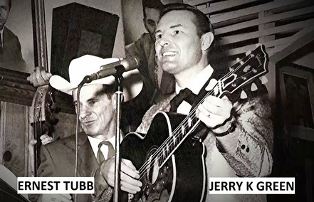 1967 - Ernest Tubb and Jerry K Green