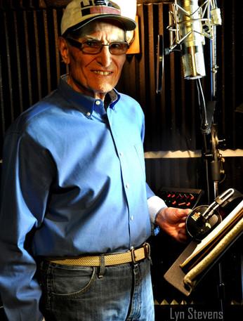 Jerry K Green in Studio