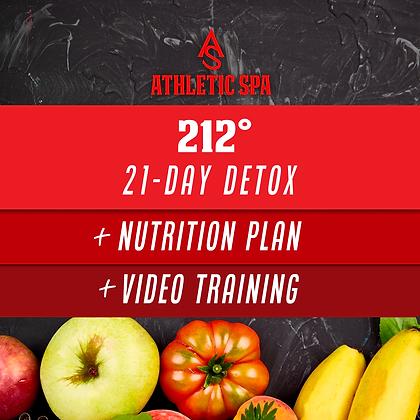 Detox + Nutrition Plan + Video Training