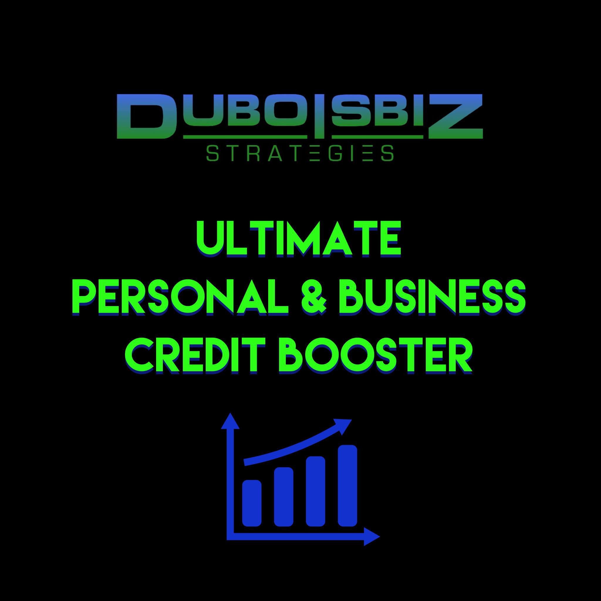 Ultimate Credit Booster (Personal & Biz)