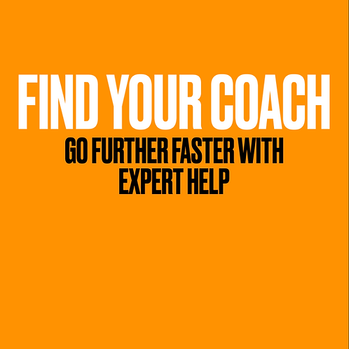 FIND YOUR COACH