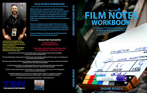 Film Notes Workbook