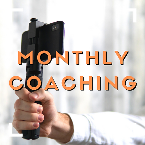 Monthly Coaching