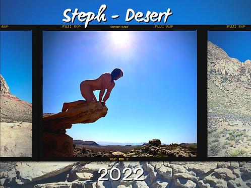 Desert Calendar