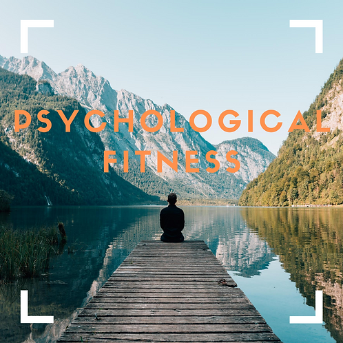 Psychological Fitness Group Coaching