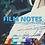 Thumbnail: Film Notes