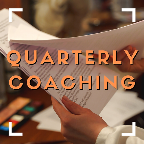 Quarterly Coaching