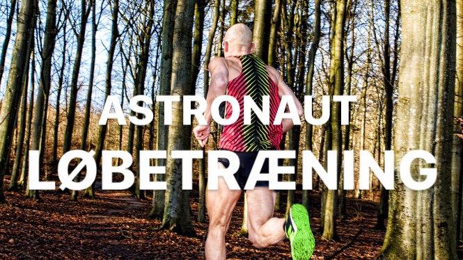 Løbe Astronaut Træning