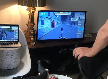 Bliv bedre til at køre Zwift løb