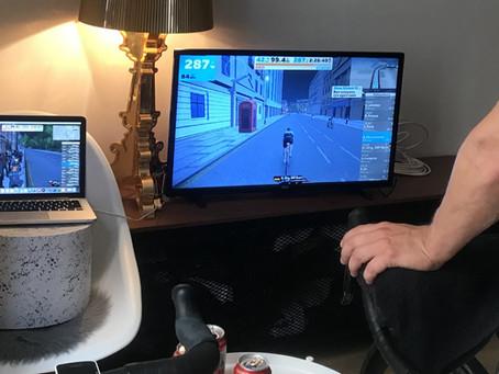 Bliv bedre til at køre Zwift løb - DEL 1
