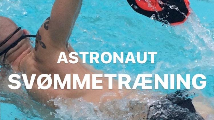 Svømme Astronaut Træning