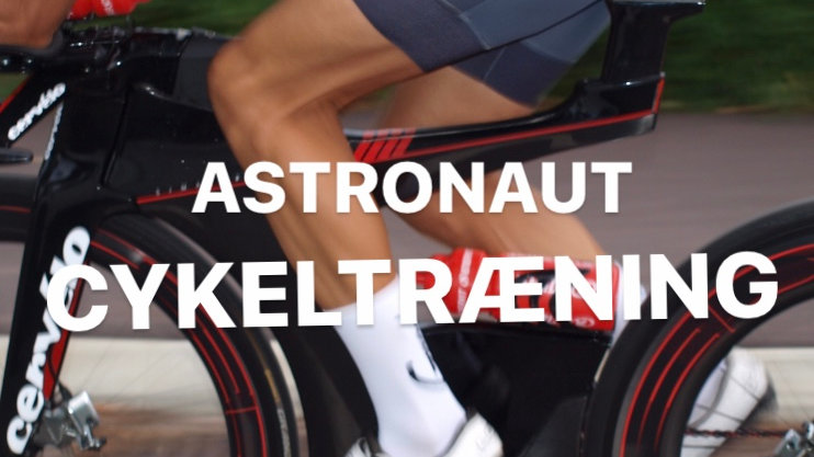 Cykel Astronaut Træning