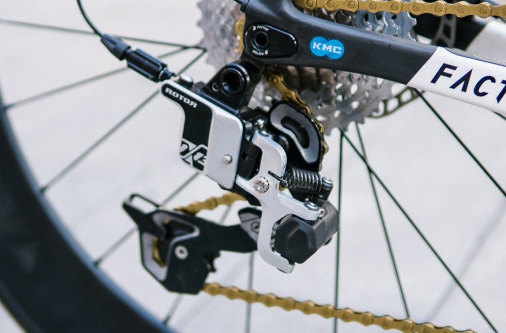 Rotor Bike 1x13 rear derailleur