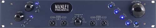 Manley STEELHEAD® RC Phono Stage