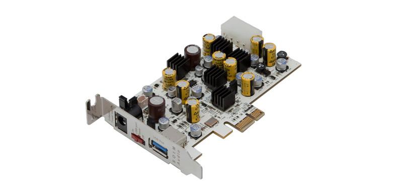 SOtM tX-USBexp USB 3.0 Interface Card