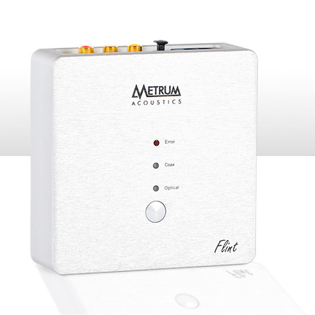 Metrum's FLINT entry level DAC appeals to What Hi-Fi?