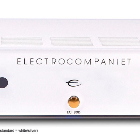 ECi80D Integrated Amplifier wins over Hi-Fi Choice…