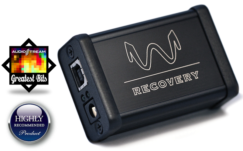 Wyred 4 Sound Recovery USB Reclocker