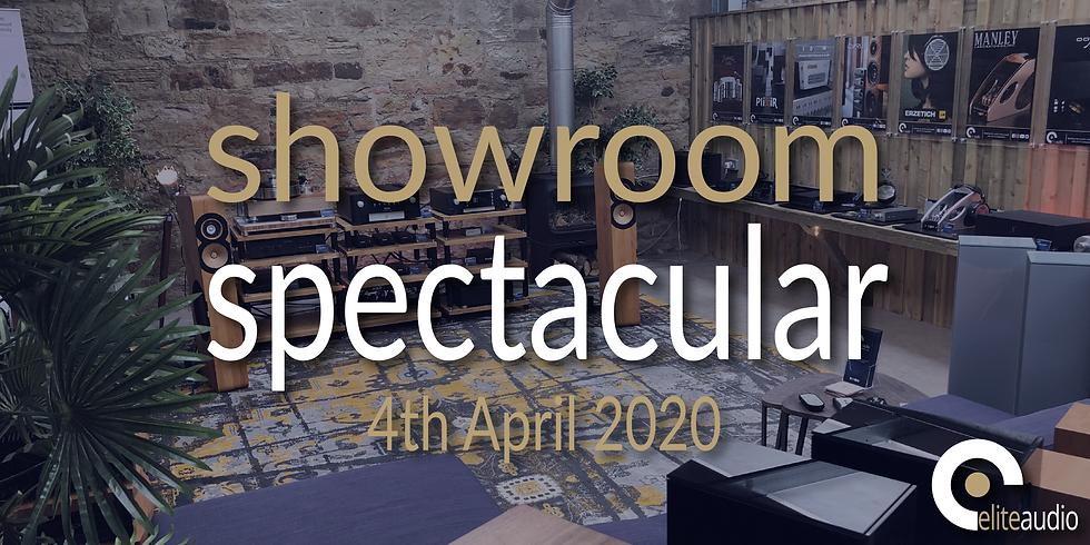 Elite Audio Spring Showroom Spectacular