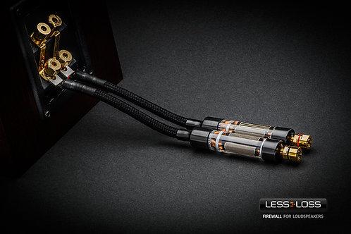 LessLoss Firewall for Loudspeakers, stereo pair