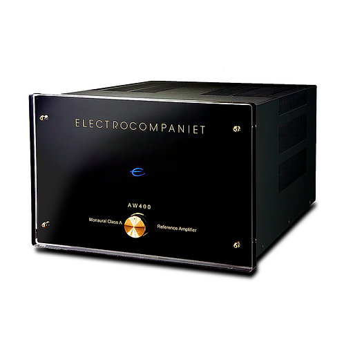 Electrocompaniet AW400 monoblock power amplifier