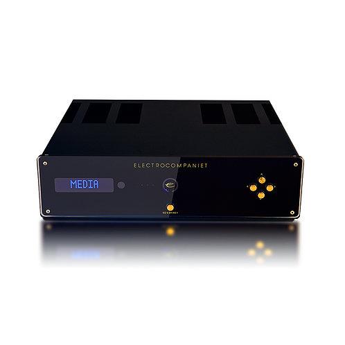 Electrocompaniet ECI 6DX MKII Integrated Amp/DAC/Streamer