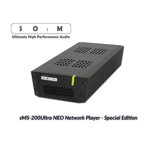 SOtM sMS-200Ultra NEO Network Player - Special Edition
