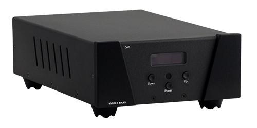 Wyred 4 Sound DAC-2 in black