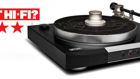 """Mark Levinson's No.5105 turntable """"beautifully built and a pleasure to use"""""""