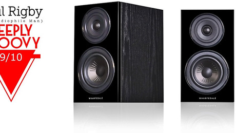 Wharfedale's 'Deeply Groovy' budget speakers are a winner with Paul Rigby…
