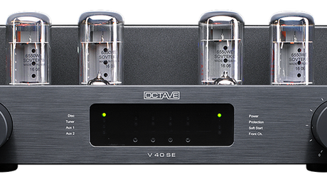 Octave V40SE makes a great valve amp entry point, says Terry Ellis…