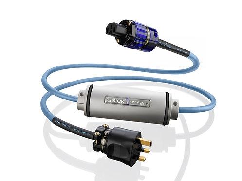 IsoTek Syncro (2m) Active DC Blocking Cable (C15, C19, Neutrik)