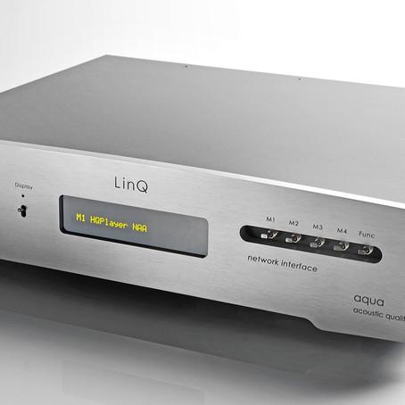 Aqua LinQ HQPlayer module upgrade announced