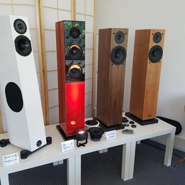 Audio Physic Loudspeakers