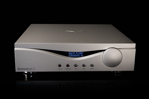 Audia Flight Strumento No.1 MKII Pre-Amplifier