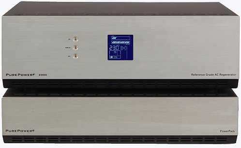 PurePower+ 2000 Reference Grade AC Regenerator
