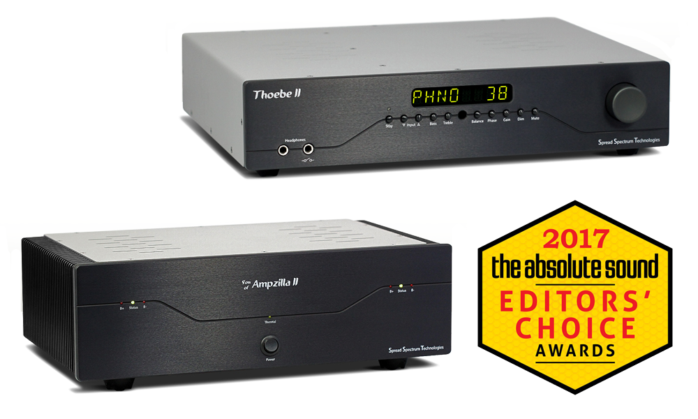 SST Audio The Absolute Sound Editor's Choice Award 2017