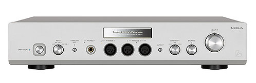 Luxman P-750u Headphone Amp